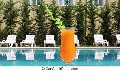 vacances été, boisson