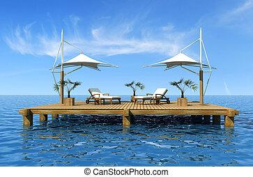 vacances, rêve