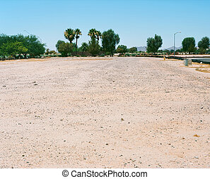 Vacant Lots - Vacant subdivision housing lots from economic...