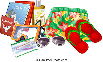 vacanza, essentials