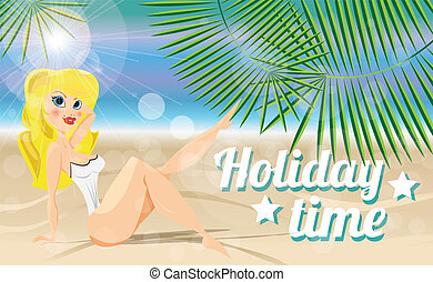 vacanza estate, scheda