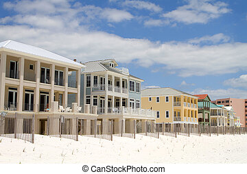 Vacation Beach Homes
