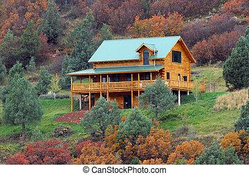 A vacation home in colorado