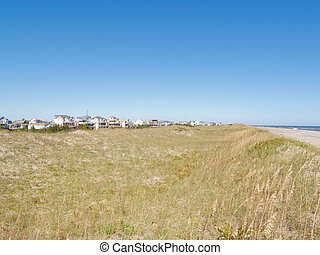 Vacation homes village Hatteras Island OBX NC US - Vacation...