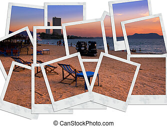 Vacation Location:Pattaya Beach, Thailand