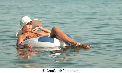 vacation on raft