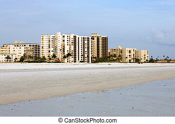 Vacation rentals in Florida - Oceanview condos on Fort Myers...