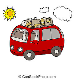 Vacation Van