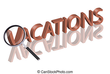 vacations search