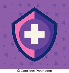 vaccination icon related