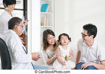 vacinas, criança