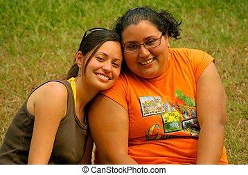vacker, latinamerikanska women