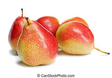 vacker, päron