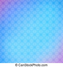 Abstract colorful geometric background in blue and purple colors