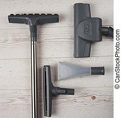 Vacuum cleaner brush tools