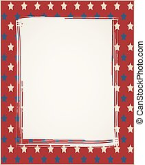 vaderlandslievend, amerikaanse vlag, achtergrond