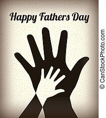 vaders dag, vrolijke