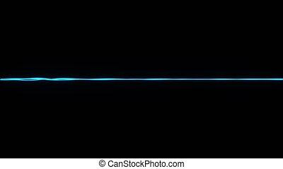 vague, formes, rendre, equaliser, fond, audio, diagrammes, 3d
