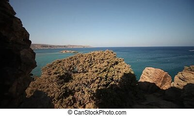 Vai Beach, Crete, Greece