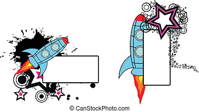Background6 vaisseau spatial dessin anim vaisseau spatial vecteur dessin anim fond format - Dessin vaisseau spatial ...