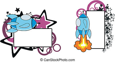 Background5 vaisseau spatial dessin anim vaisseau spatial vecteur dessin anim fond format - Dessin vaisseau spatial ...