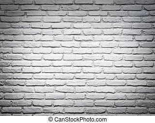 val, běloba cihlový, grafické pozadí