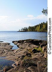 Russian north. Valaam