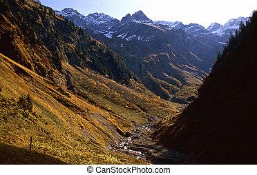 vale montanha