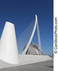 Valence new bridge