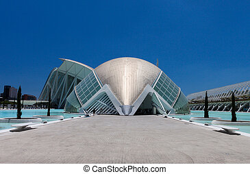 Valencia Hemispheric - City of Arts and Science