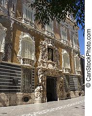 Valencia, historic building