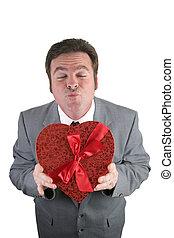 valentijn, kus me
