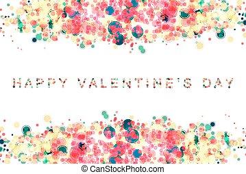 valentin, 日, 幸せ
