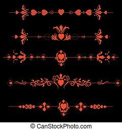 Valentin dividers
