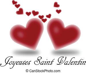 valentin, joyeuses, 聖者