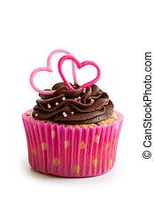 valentin, petit gâteau