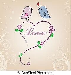valentin, san, カード
