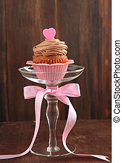 valentina, cioccolato, cupcake