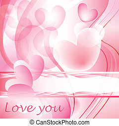 valentina, cuore, bolle