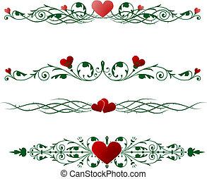 valentina, profili di fodera