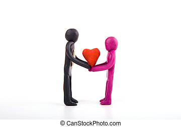 valentineçs jour, couple