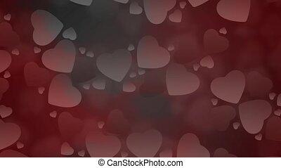 Valentine Background 3 - Valentine's theme background with...