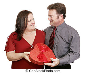 Valentine Candy Couple