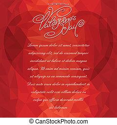 Valentine Card Backdrop