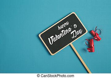 valentine, card., jour