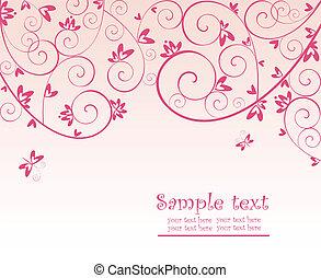 valentine, cartão vermelho