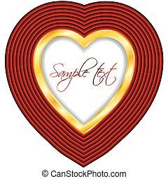 valentine, coração, 4