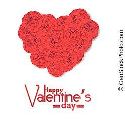 Valentine day cacrd