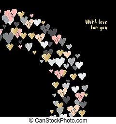 Valentine day design