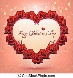 valentine day heart flowers - Valentines Day....